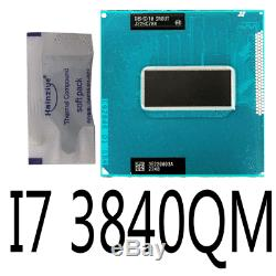2.8ghz Intel Core I7 3840qm (3.8ghz Turbo) 8m Sr0ut Mobile Cpu Processor