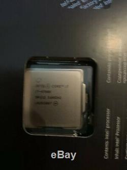 3.6ghz Intel Core I7-9700k / Lga1151 (2017) / Ss Wind. /box