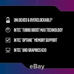 3.7ghz Intel Core I5-9600k Six-core Socket Lg1151