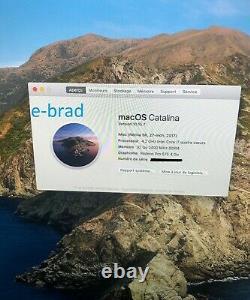 Apple Imac 27 2017 Retina 5k Intel I7 4,2ghz Quad Core / 32gb / 1tb Ssd
