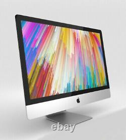 Apple Imac 27 5k 2017 Intel Core I5 3.4ghz 1tb Fusion Ram 8gb Video 4gb