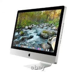Apple Imac 27 End 2009 Intel Core I7-2.8ghz-ram 16 Gb-ssd 256 Gb+dd 1 Tb