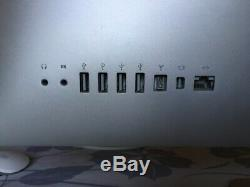 Apple Imac 27 Intel Core 2 Duo 3.06ghz 16gb Ram 1tb Hard Drive A1312 Late 2009
