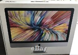 Apple Imac 27 Retina 3.4ghz Core Intel I5 16gb 2tb Fusion Drive