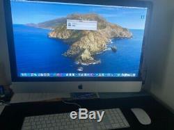 Apple Imac 27-inch (mid 2011) 3.4 Ghz Intel Core I7 32gb Ram Storage 3to