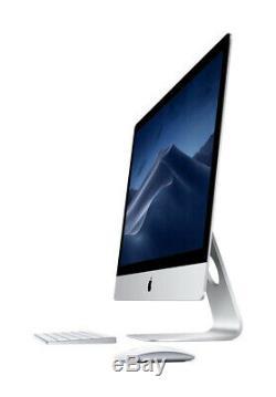 Apple Imac Intel Core 27 5k I7 4.0 Ghz, 32gb Ram 3 Tb Ssd Fusion Drive 128mb