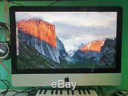Apple Imac With Retina Display 4k 21.5 Disk 1tb, Intel Core I5, 3.4 Ghz