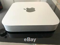 Apple Mac Mini 2010 (128 GB Ssd, Intel Core 2 Duo P8600 2.4ghz, 8gb)