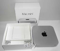 Apple Mac Mini (2014) A1347 / Intel Core I5 / 2.6ghz / 8gb / 1tb Hdd Tbe