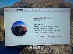 Apple Mac Mini (256gb Ssd, Intel Core I7 3.20 Ghz, 8gb)