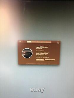 Apple Mac Mini Intel Core I5 2.6ghz 8gb Ram DD 256gb (late 2014) Macos Mojave