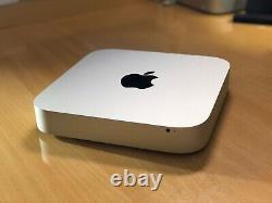 Apple Mac Mini (end 2012) Intel Core I5 2.5ghz 16gb Ram 500gb Hdd