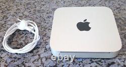 Apple Mac Mini (mid 2010) A1347, 5gb Ram, Intel Core 2 Duo 2.4 Ghz, 500gb Hdd