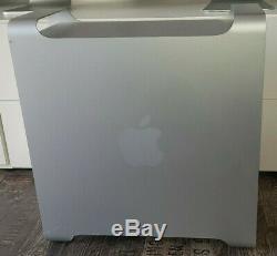 Apple Mac Pro (a1186) Xeon Intel Quad Core 2.8x2ghz 520gb 4gb Macos El Captain