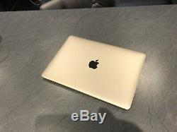 Apple Macbook 12 / 1.3ghz Intel Core M / 2015 / 8gb / 256gb Ssd / A1534 Gold
