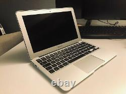 Apple Macbook Air 11.6 (128gb Ssd, Intel Core I5 5th Generation, 1.6 Ghz, 4gb)