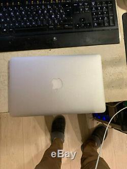 Apple Macbook Air 11.6 A1370 1.8ghz Intel Core I7 4gb Ram 256gb Ssd