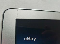 Apple Macbook Air 13.3 128gb Ssd, Intel Core I5 1.4 Ghz. 4gb Ram 2015
