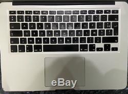 Apple Macbook Air 13.3 (128gb Ssd, Intel Core I5-4260u, 1.4ghz, 4gb) 2014