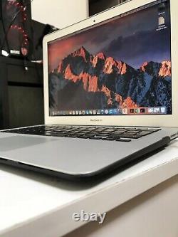 Apple Macbook Air 13.3 (128gb Ssd, Intel Core I5 5th Generation, 1.6 Ghz, 8gb)