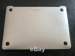 Apple Macbook Air 13.3 256gb Ssd Intel Core I7 1.8 Ghz 4gb Ram + Accessories
