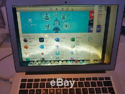 Apple Macbook Air 13.3 (intel Core I5 1.8ghz, 128gb, 4gb Ram)