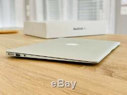 Apple Macbook Air 13.3 (intel Core I5 Dual-core 1.3ghz, 128gb, 4gb Ram)