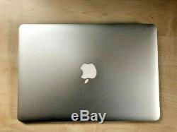 Apple Macbook Air 13 Model A1466 Early 2015, Intel Core I5 1.6ghz 8gb 128ssd