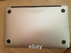 Apple Macbook Air Intel Core I5 1.6ghz 4 GB Ram 128 GB Ssd 11.6 2012 Grey