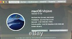 Apple Macbook Pro 13 2.5ghz Intel Core I5 2012 Invoice Refurbished Catalina