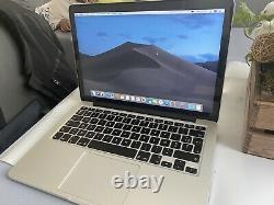 Apple Macbook Pro 13.3 (128gb Ssd, Intel Core I5 5th Generation, 2.7ghz, 8gb)