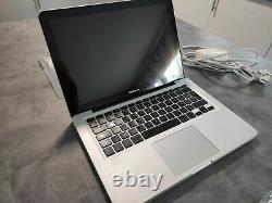 Apple Macbook Pro 13.3 128gb Ssd, Intel Core I5 5th Generation 2.7ghz 8gb A1278
