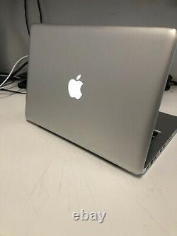 Apple Macbook Pro 13.3 1tb Hdd, Intel Core I5 Third Generation, 2.3 Ghz