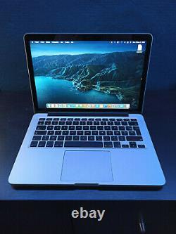 Apple Macbook Pro 13.3 (256gb Ssd, Intel Core I5 5th Generation, 2.7ghz, 8gb)