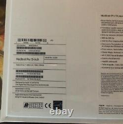 Apple Macbook Pro 13.3 (256gb Ssd, Intel Core I5 8 Gen, 1.4 Ghz, 8gb)