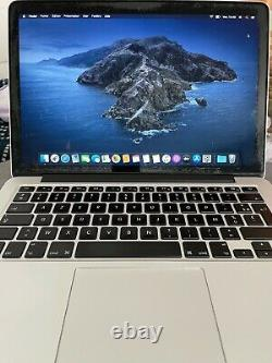 Apple Macbook Pro 13.3 Intel Core I5 5th Gen, 2.70ghz, 128gb Ssd, 8gb