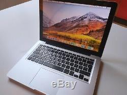 Apple Macbook Pro 13.3 (early 2011) Intel Core I5 2.3ghz 240gb Ssd 8gb