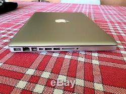 Apple Macbook Pro 13 512gb Ssd, 4gb Ram, Intel Core 2 Duo 2.4ghz 2010