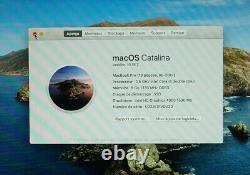 Apple Macbook Pro 13' Intel Core I5 2.5ghz 8gb Ram 256 Ssd And DD 500gb