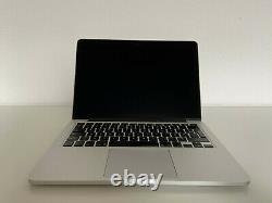 Apple Macbook Pro 13 Retina A1502 2015 Intel Core I5 2.7ghz 8gb Ssd 128gb