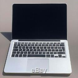 Apple Macbook Pro 13 Retina A1502 Early 2015 Intel Core I5 2.7ghz 8gb Ddr3