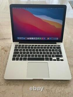 Apple Macbook Pro 13 Screen Retina Intel Core I5 3.10 Ghz Ssd 256 GB
