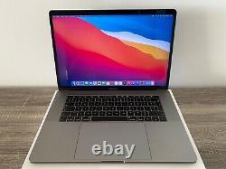 Apple Macbook Pro 15 2018 / 6 Core Intel I7 / 2.6ghz / 16gb Ram / 512gb Ssd