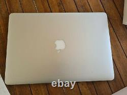 Apple Macbook Pro 15.4 256gb Ssd 4th Generation Intel Core I7 2.2 Ghz, 16