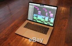 Apple Macbook Pro 15.4 '' 256gb Ssd, Intel Core I7 8th Generation 2.8ghz