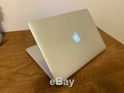 Apple Macbook Pro 15.4 I7-4770hq Intel Core, 2.20 Ghz, 256 GB Ssd, 16gb