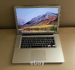 Apple Macbook Pro 15 A1286 Intel Quad-core I7 2.0 Ghz Early 2011