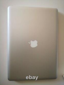 Apple Macbook Pro 15 Mid-2012 2.7ghz Intel Core 7