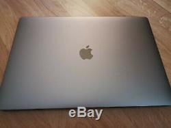 Apple Macbook Pro (15-inch MID 2018) 2.2ghz Intel Core I7 16gb Ram 256gb Ssd