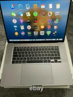 Apple Macbook Pro 16 (512gb Ssd, Intel Core I7 9th Gen, 2.60 Ghz, 16gb)